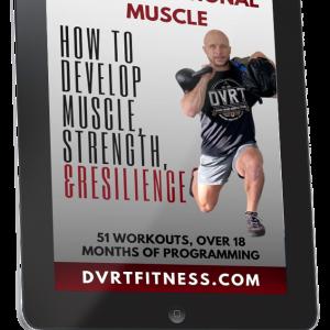 DVRTMuscleCover 300x300 - DVRT Functional Muscle Program