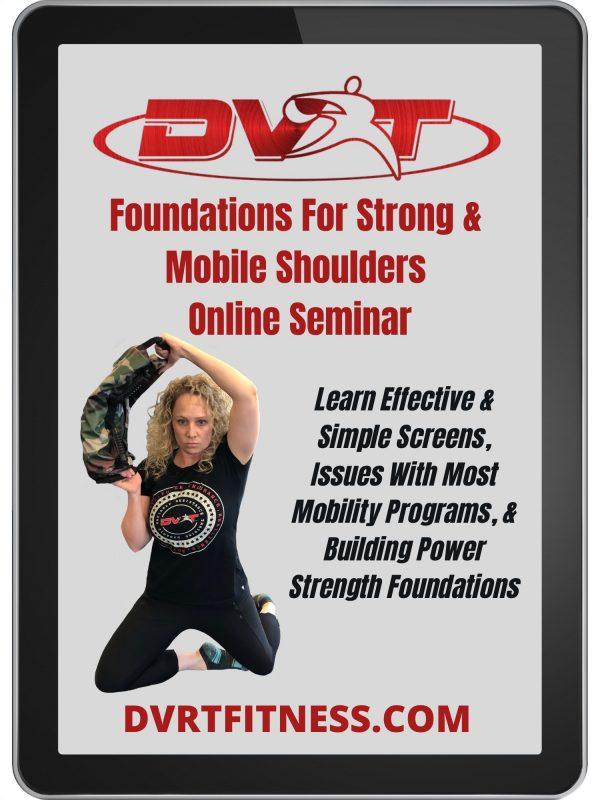 Finalshoulderseminarjpeg 600x800 - Foundations for Strong & Mobile Shoulders Online Seminar