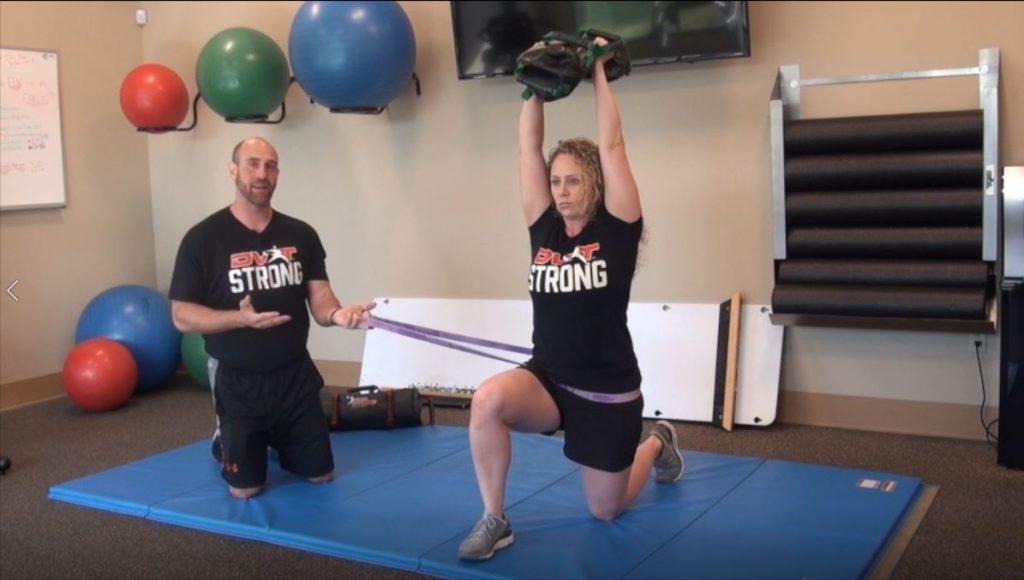 Ultimate Sandbag shoulder exercises