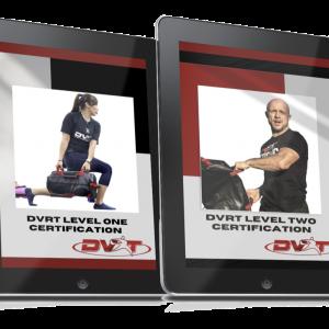 Level12Covers 300x300 - DVRT Level 1 & 2 Online Certification